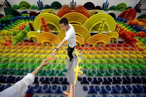 China: colours