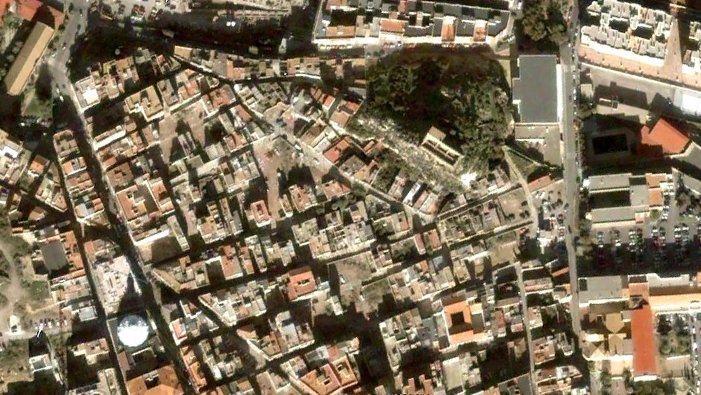 monte sacro, cartagena, murcia, cartagena is not murcia, antes, urbanismo, planeamiento, urbano, desastre, urbanístico, construcción