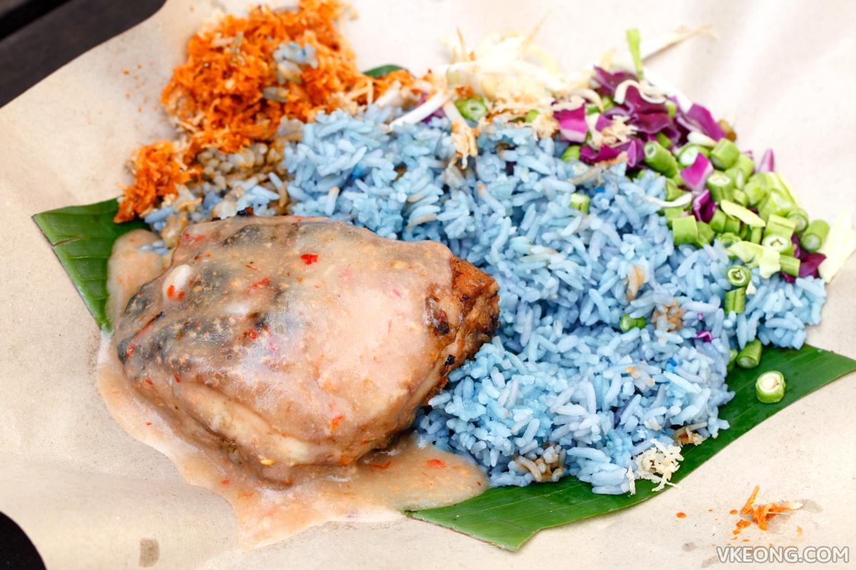 Warung Soho Nasi Dagang Ayam Percik