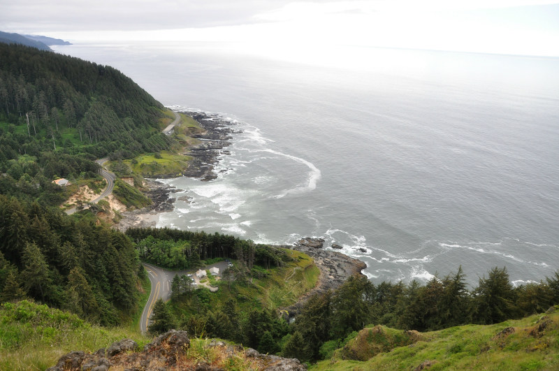 Cape Perpetua View @ Mt. Hope Chronicles