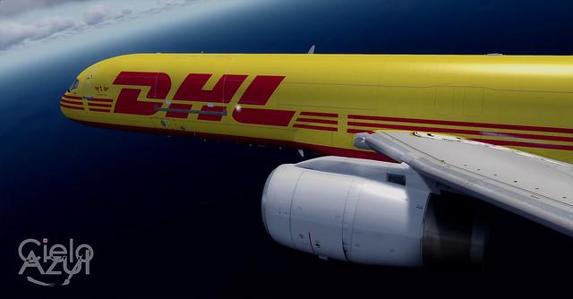 DHL Aero Expreso (HP-2010DAE) v3.0