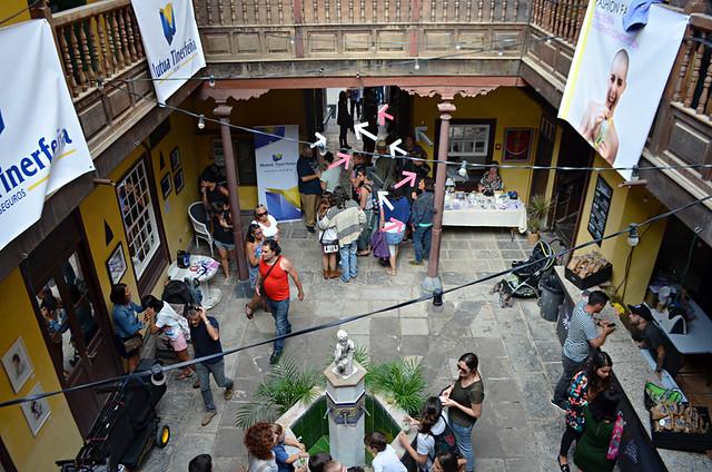 Artisan centre, Puerto de la Cruz, Tenerife