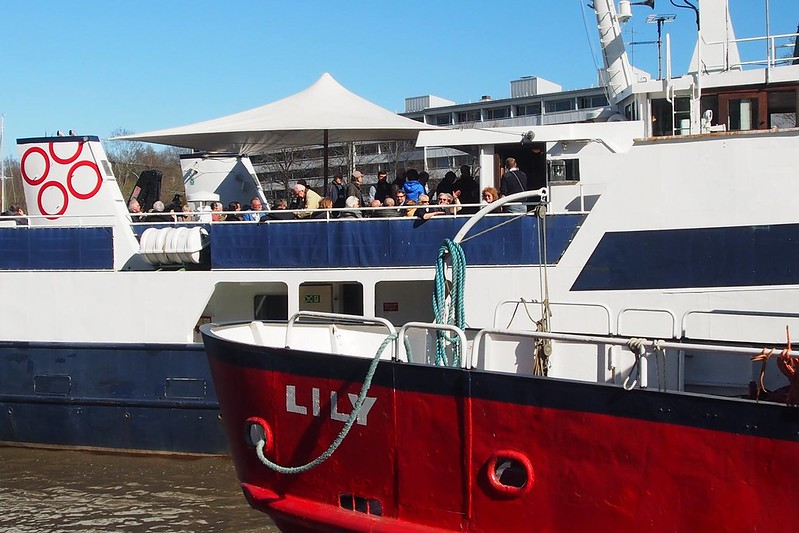 Boat cruise to Seili Island through the Turku Archipelago, 13 May