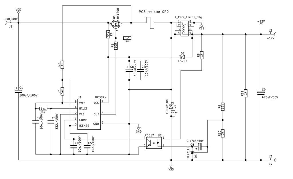 DC/DC 48V/60V to 12V-10A - Page 1 on
