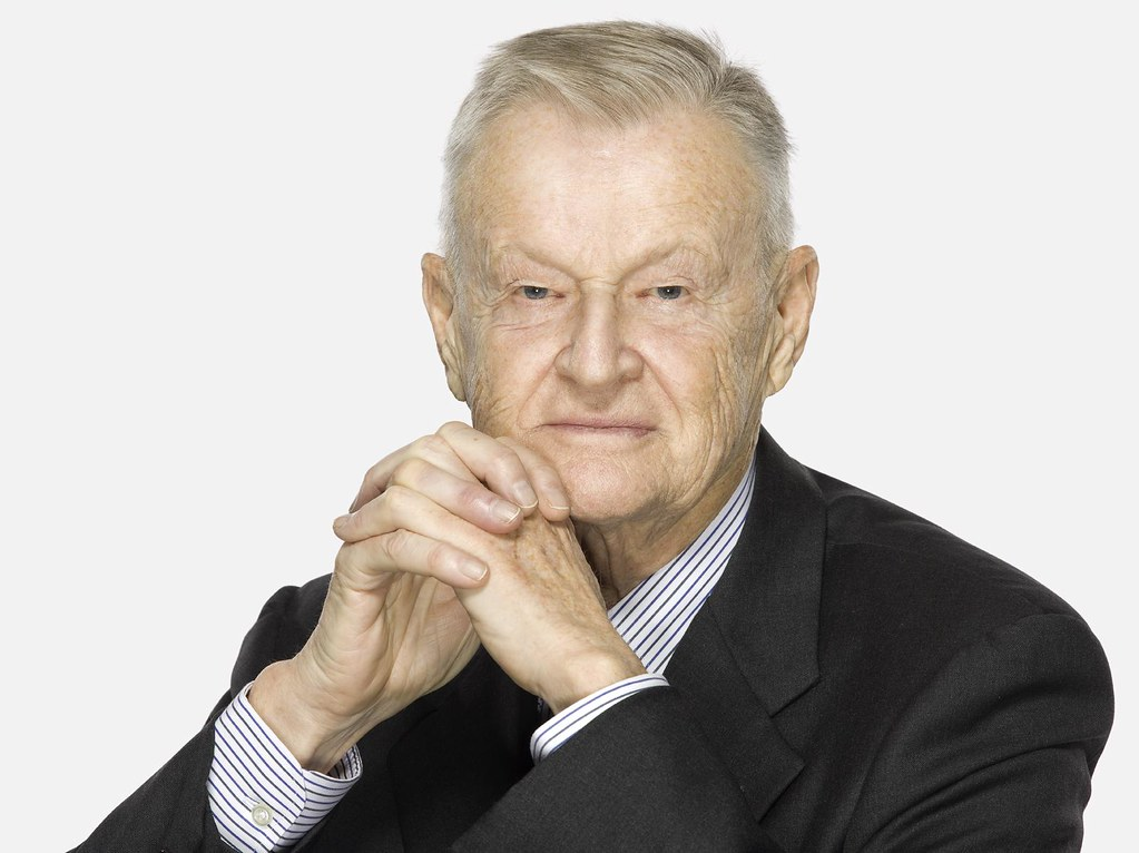 Zbigniew Brzezinski: A Life in Photographs