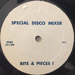V.A.:BITS & PIECES 1(LABEL SIDE-A)