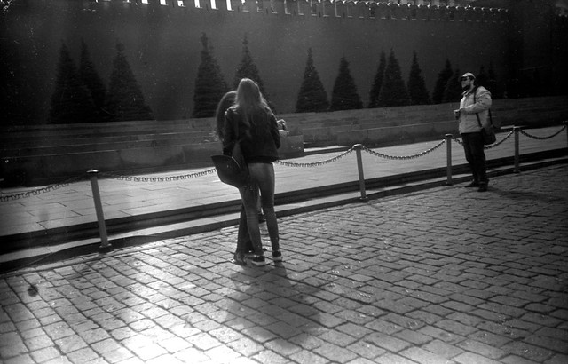 Street notes: Red Square