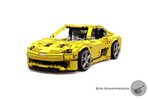 Tonagari Pequenaluz RLP front 3/4 - 14-wide - Lego