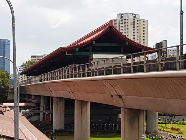 Chinese Garden MRT Station 01