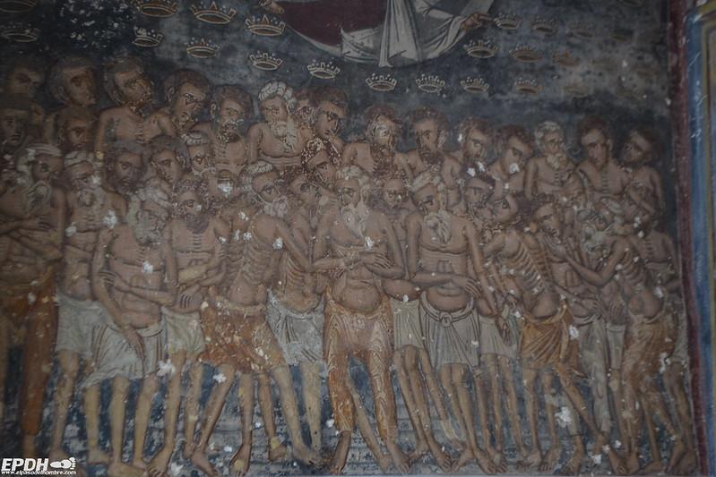 Frescos bizantinos