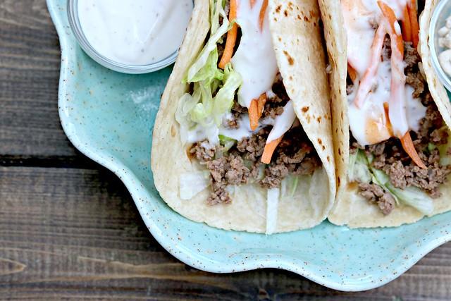 Buffalo Venison Tacos Close