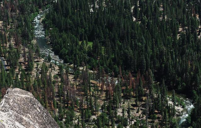 Cedar Grove Overlook, Kings Canyon National Park, CA, USA