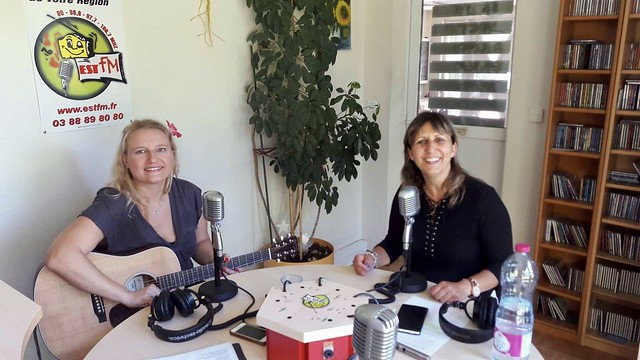 Interview Radio Est Fm 06/17