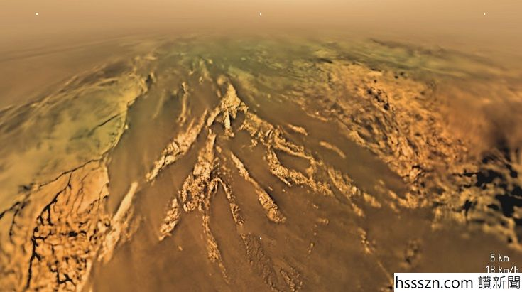 Huygens_s_descent_to_Titan_s_surface_735_411