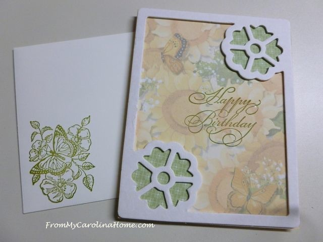 June Cards at From My Carolina Home