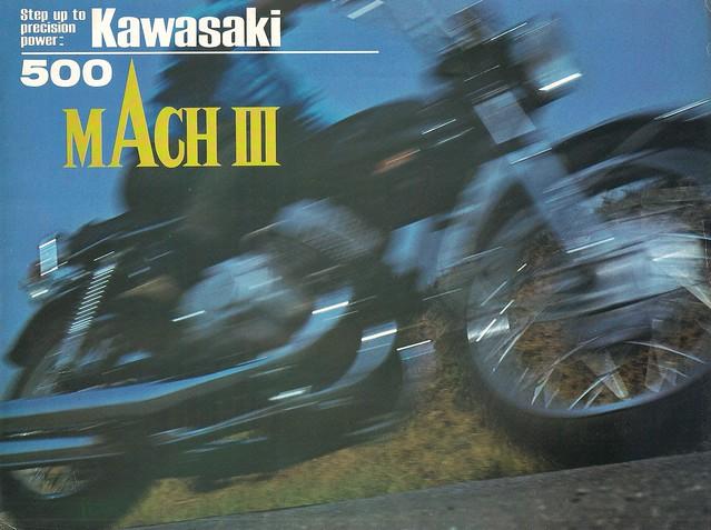 Kawasaki Mach 3 1