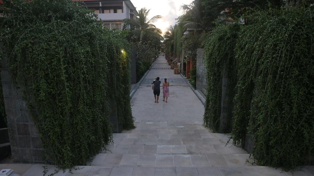 Inaya Putri Bali - Hotel Grounds