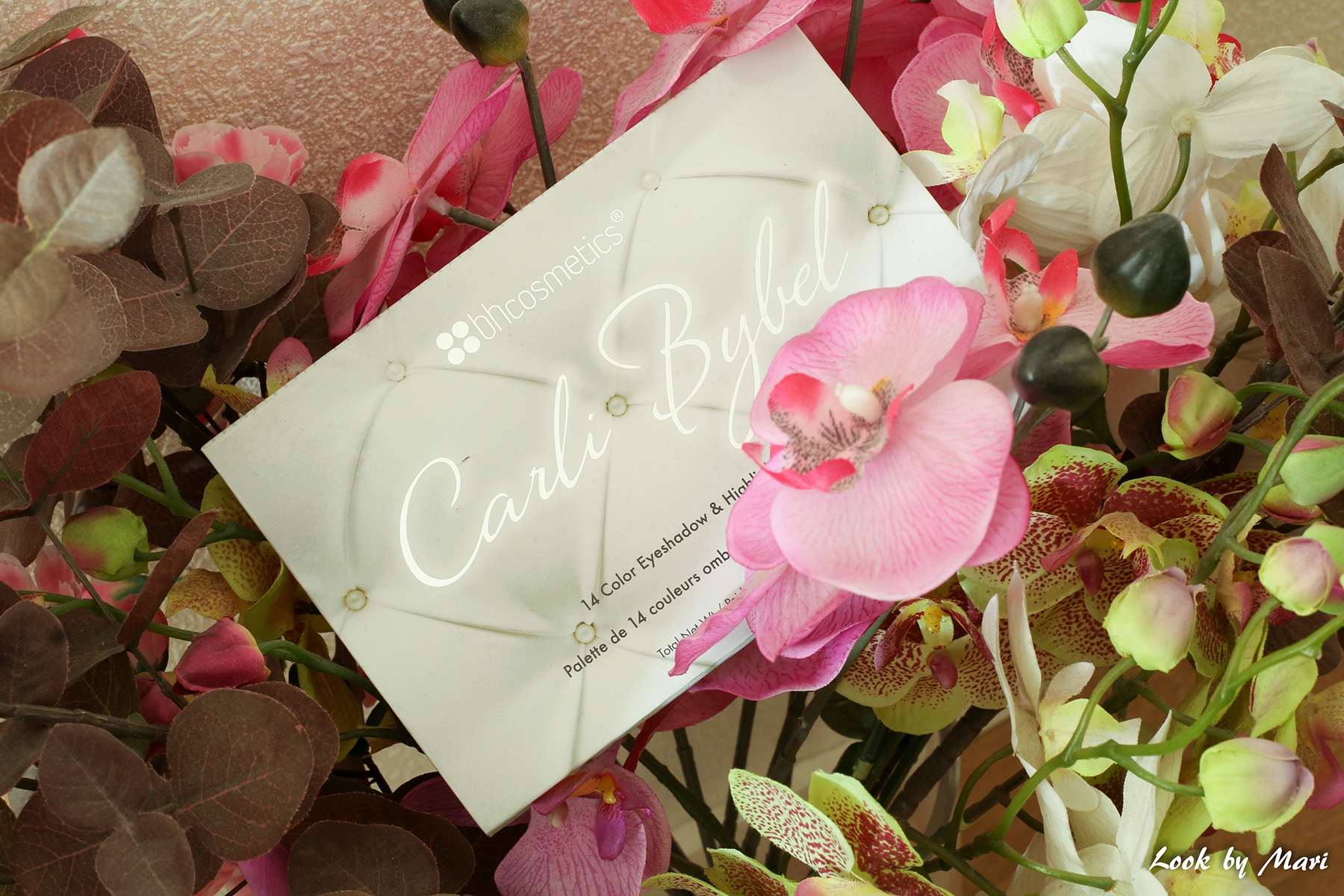 9 bh cosmetics x carli bybel 14 colors eyeshadow and highlighting palette review beautybay