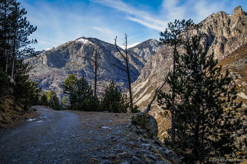 Montañas de la Vall de Ribes