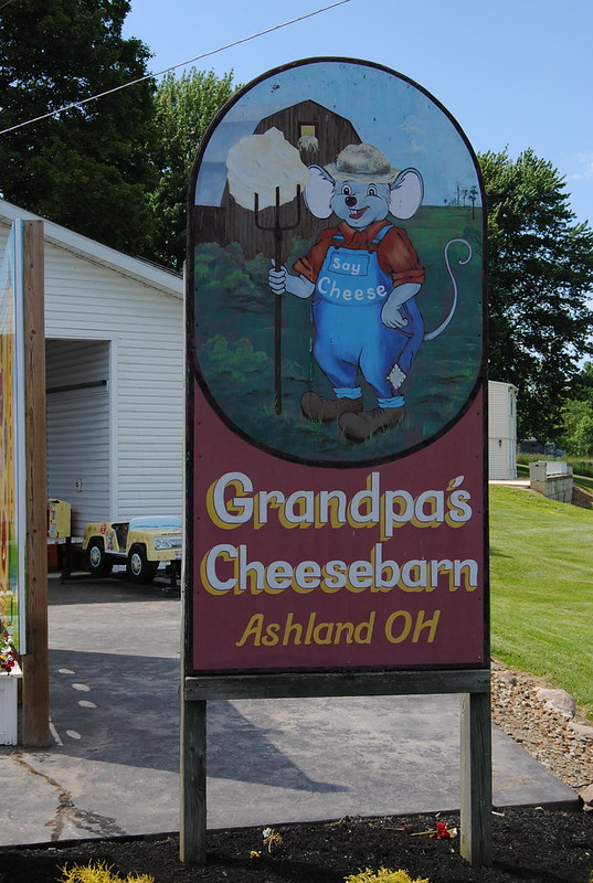 Grandpas Cheesebarn, Ashland, Ohio
