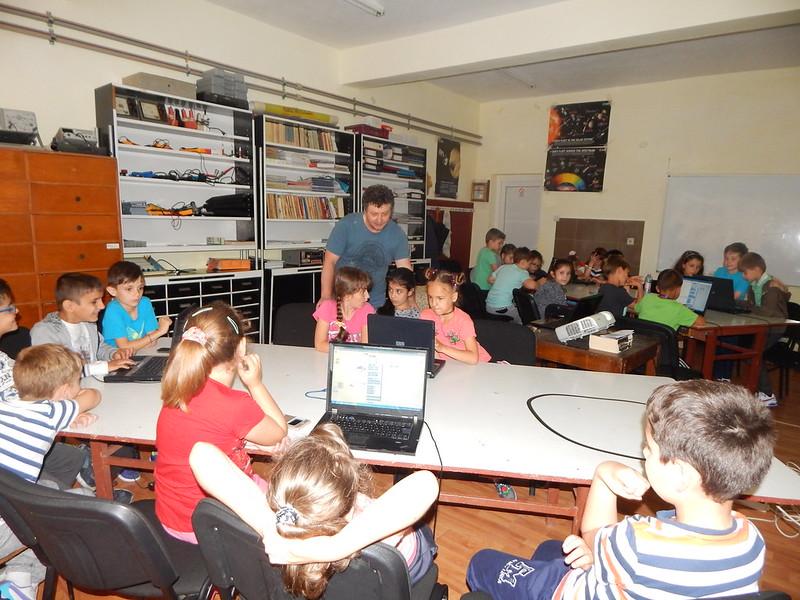 Școala Altfel - Oaspeți de la Drobeta Tr. Severin