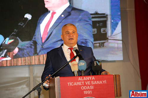 ALTSO Başkanı Mehmet Şahin