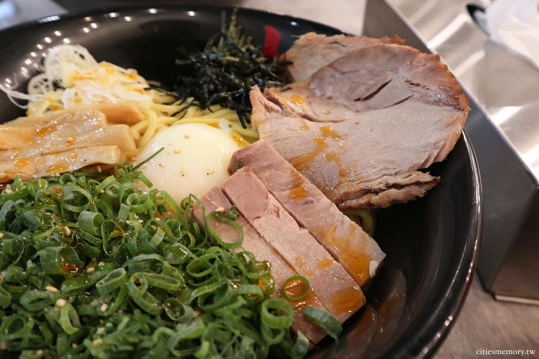 辣味味噌油麵3