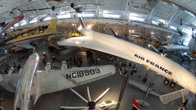 Steven F. Udvar-Hazy Center