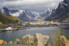Reine, Lofoten, Norway.