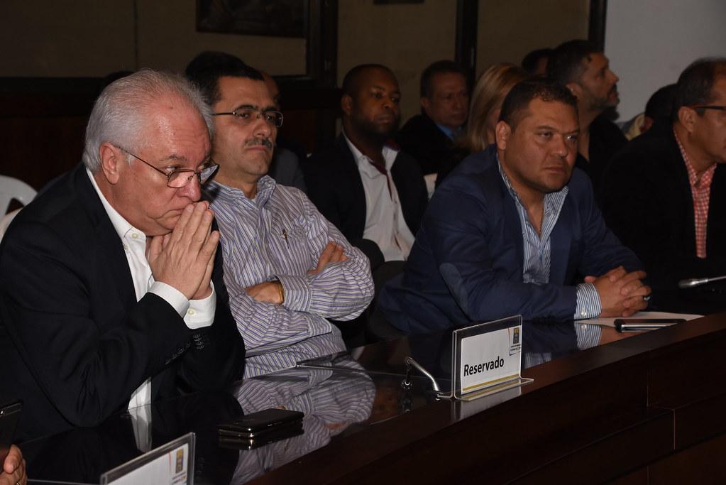 Sesión Concejo de Medellín - Belén de Bajirá