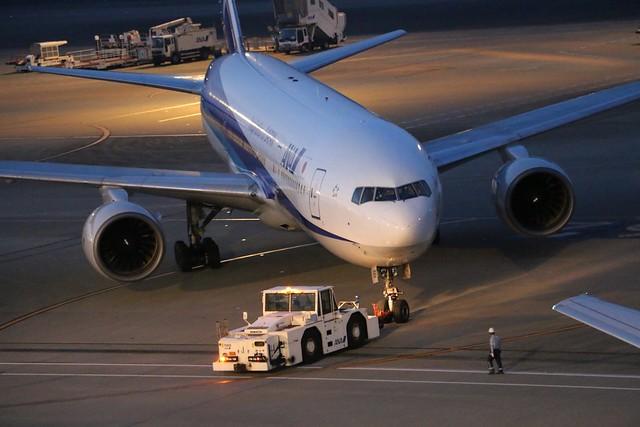 航空連合 空港で働く魅力発信プロジェクト 羽田空港