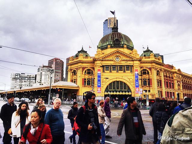 [Australia-Melborne] Flinders StreetStation