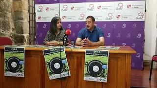 V Feria del Disco de Ávila. Rueda de Prensa.