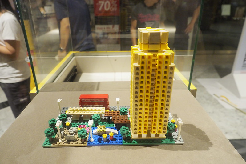 Piece of Peace World Heritage LEGO Exibition