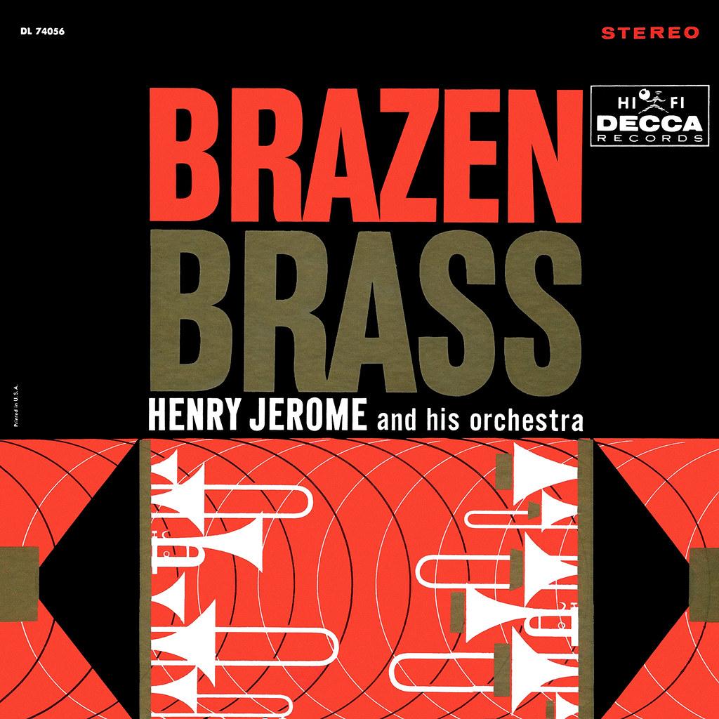 Henry Jerome - Brazen Brass