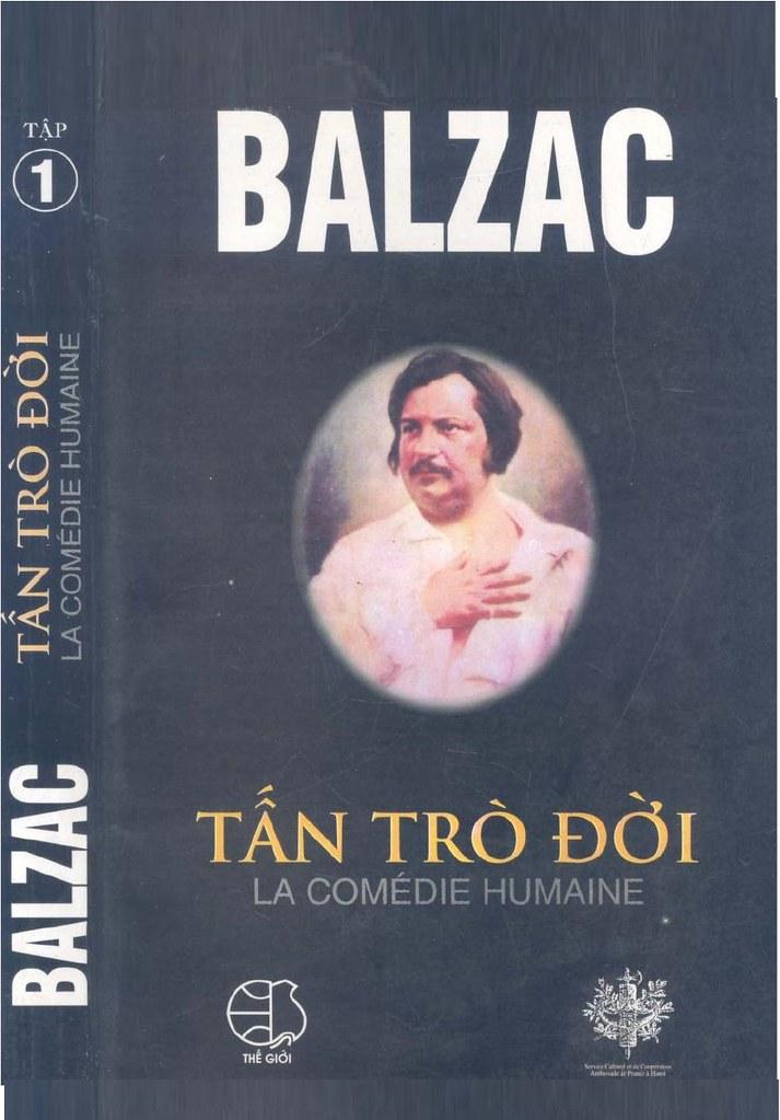 Tấn Trò Đời - Honoré de Balzac
