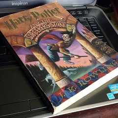 Twenty years. Well done, Mr. Potter! Thank you, @jk_rowling! #books #harrypotter