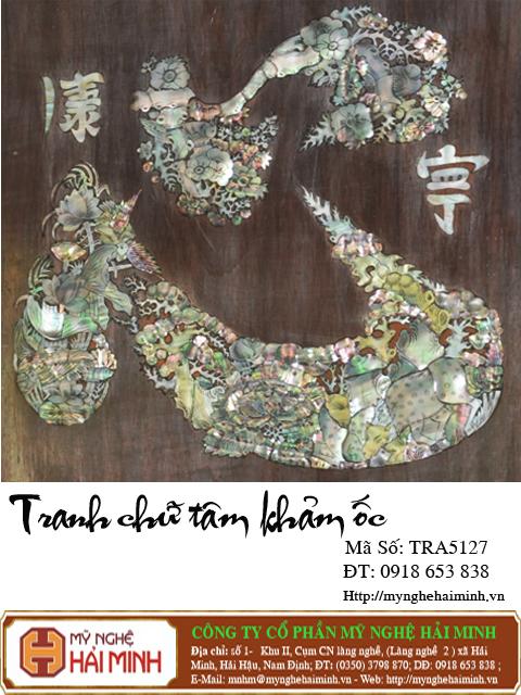 tranhchutamkhamoc TRA5127b