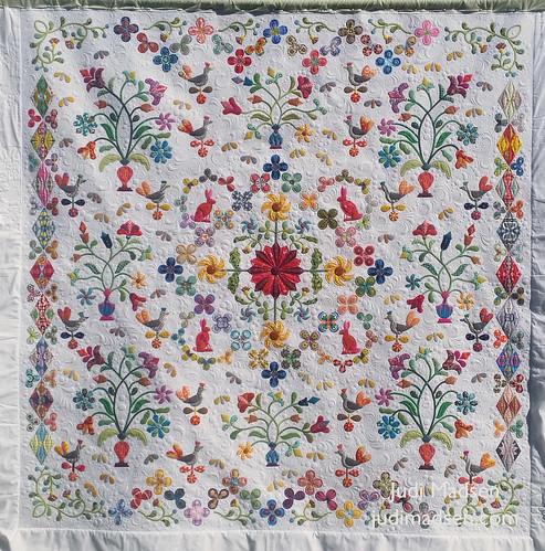 Harriot By Sue Cody Green Fairy Quilts Bloglovin