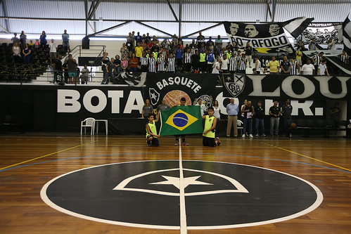 Botafogo 82 x 81 Blumenau