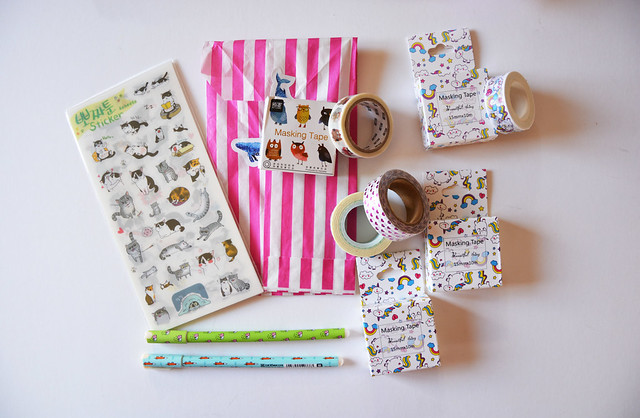 Cute Stuff for Journalers and Stationary Addicts