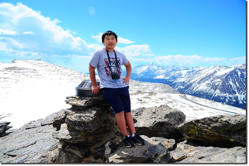 Toll Memorial Trail summit 4