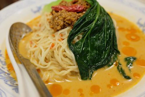 cold dandan noodle