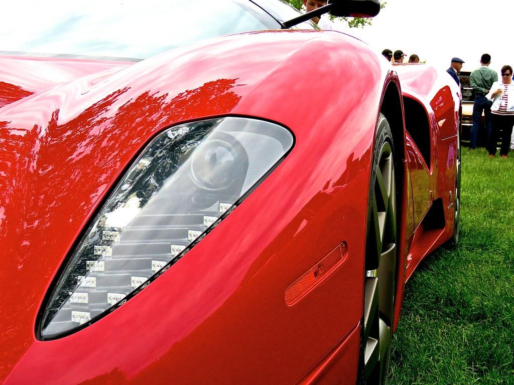 Ferrari P4-5 Greenwich 9