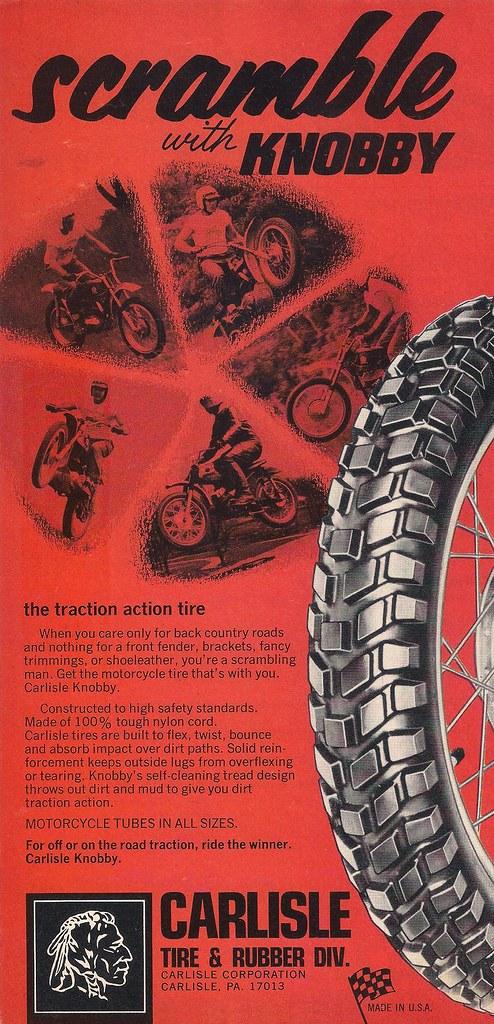 Carlisle tire