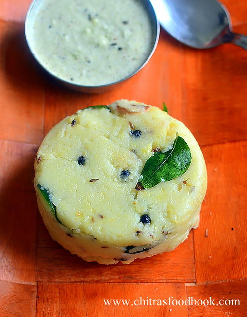 Rava pongal recipe
