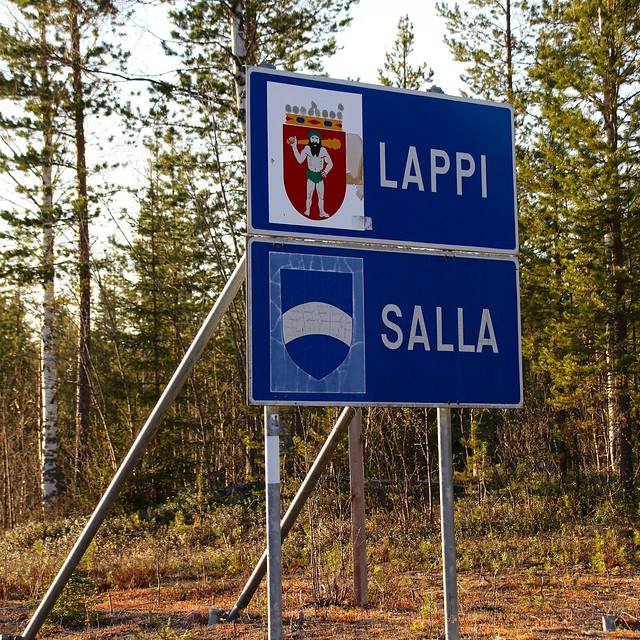 Salla roadtrip