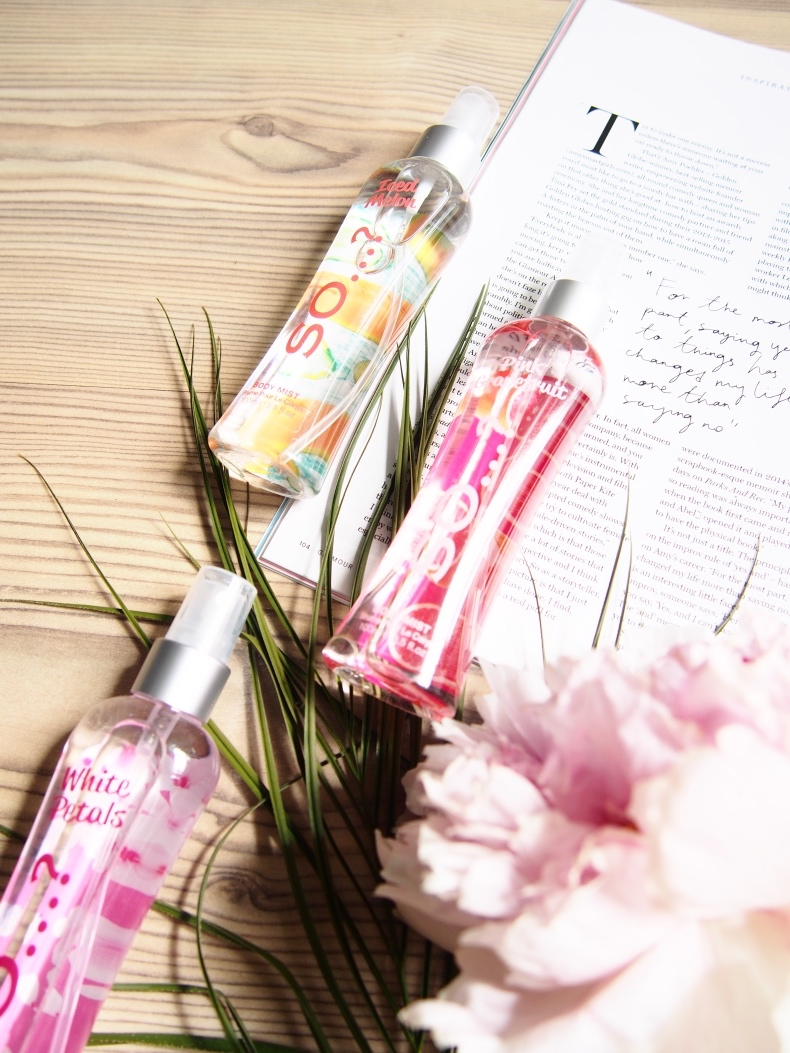 So...? Fragrances body mists
