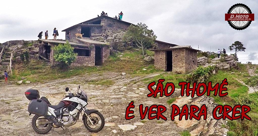 SÃO THOMÉ – É VER PARA CRER
