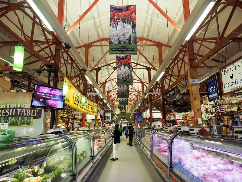 Findlay Market in Cincinnati